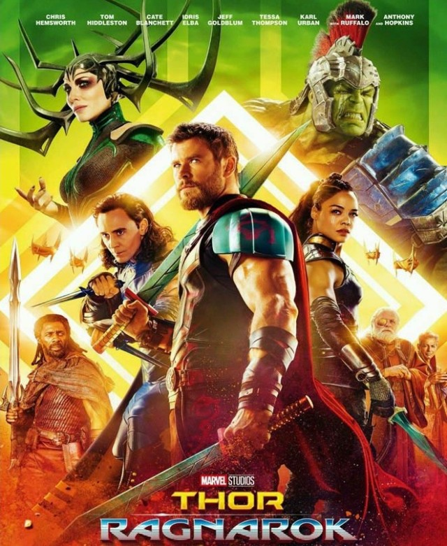 ZP297-Thor-Ragnarok-Movie-Chris-Hemsworth-2017-New-Art-Poster-Silk-Light-Canvas-Painting-Print-For